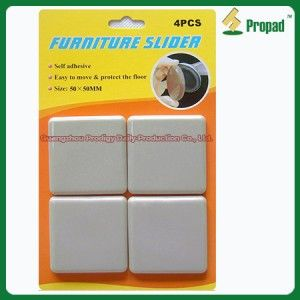 Plastic Anti Slide Furniture Pads S3F50 Apply To Home, Office And Workshop.  Convenient To