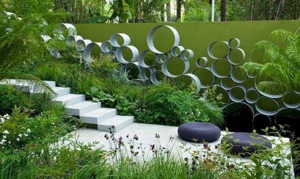 Jardines peque os buscar con google medianeras for Jardines para espacios pequenos