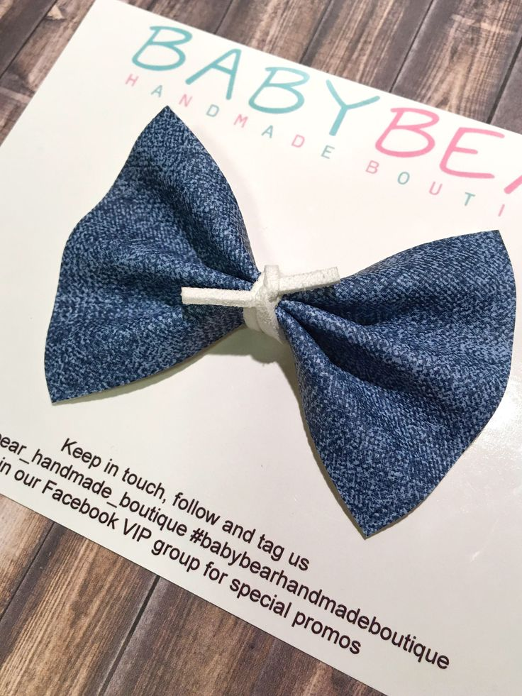 Faux Leather Bow, Girls Hair Bow, Girls Accessories, Girls Clip, Baby Headband by BabyBearHandmadeB on Etsy https://www.etsy.com/ca/listing/558467284/faux-leather-bow-girls-hair-bow-girls