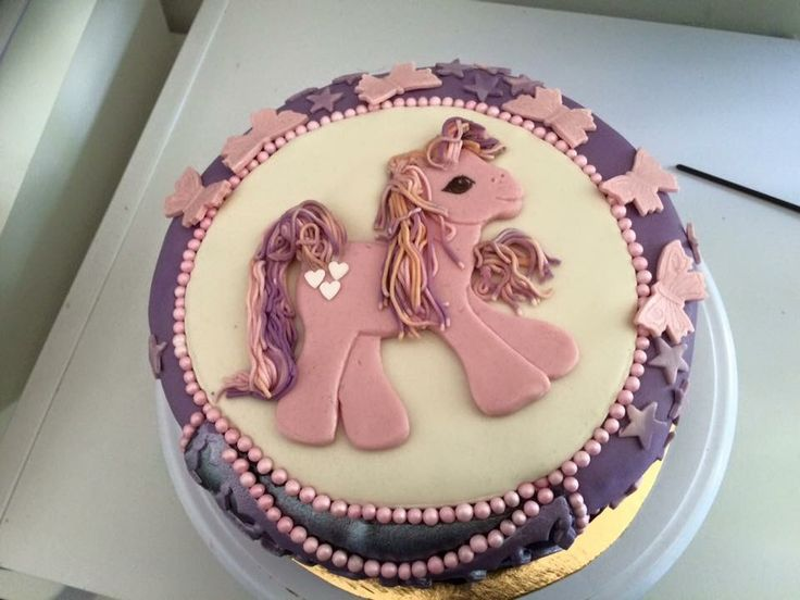 My litle Pony-cake