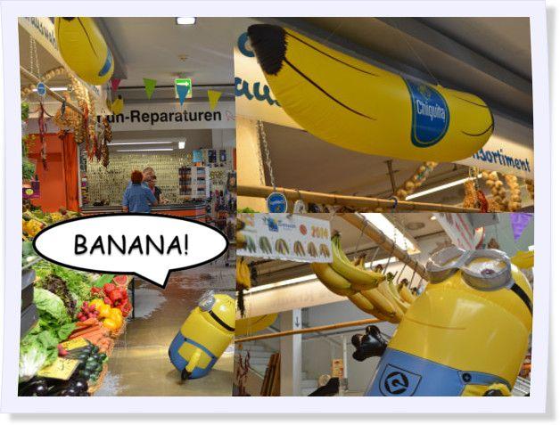 #BANANA - #Dave im Glück! #Minions