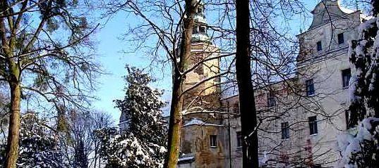 Замок Немодлин