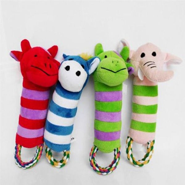 Pet Toys Dog Puppy Toy Plush Sound Squeaker Squeaky Animal Shape Chew Toy #>=#>=#>=#>=#> Click on the pin to check out discount price, color, size, shipping, etc. Save and like it!