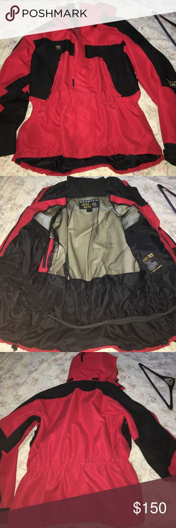 Mountain Hard Wear Heavy Duty Hiking Jacket Size XL in absolute perfect condition. Perfect for any hiker. Super durable and great brand. Worn minimal times. Mountain Hardwear Jackets & Coats Utility Jackets