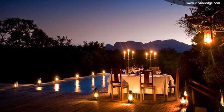 Rates | The Vuyani Safari Lodge, offers the best rates for bespoke luxurious and exclusive safari holidays.