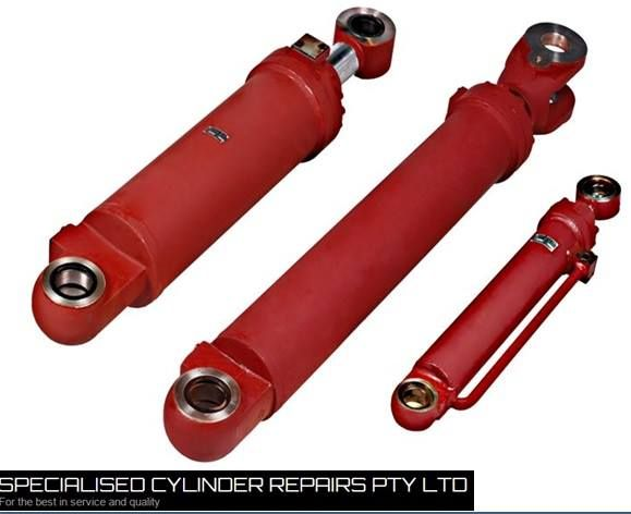 Description of what are the different features of #HydraulicCylinder how they work and how can damaged cylinders be repaired by #HydraulicRepair services.