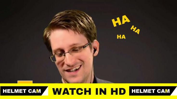 Edward Snowden talking about New President Donald Trump