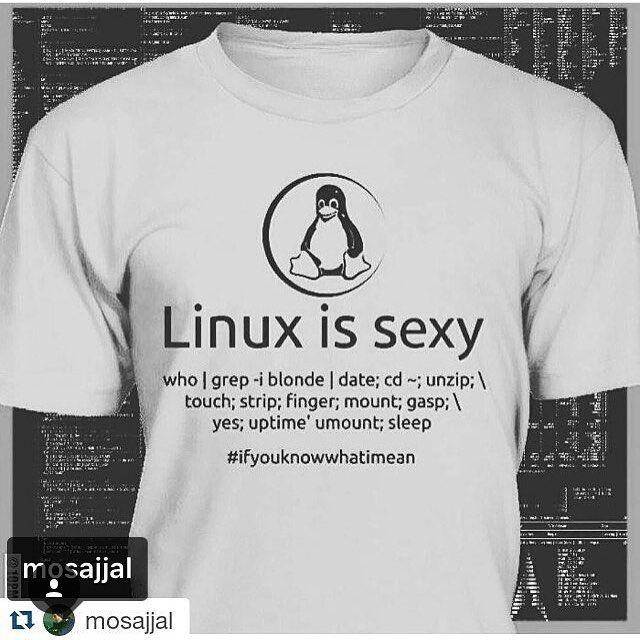 Linux is sexy. #Linux #pipe #code #kalilinux #programming #winkyface #penguin #tux #linuxtux #digiwarfare #digitalwarfare #cmd #pc #gaming #rust #minecraft #mac #ip #ram #pcrepair #google #anonymous #quiet #areyoulistening by masterchief246c
