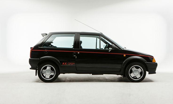 1990 citroen ax gt because it was my first dream for Citroen garage 93