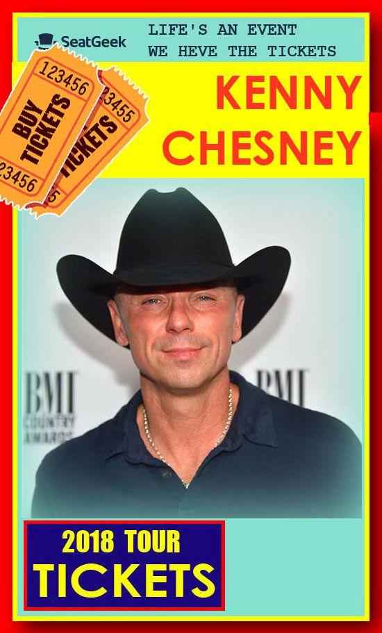 kenny chesney 2020 tour dates