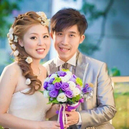 2015-10月-2016年 婚禮新娘美妝及髮型設計服 現正接受預約試妝 Whatsapp 63355409