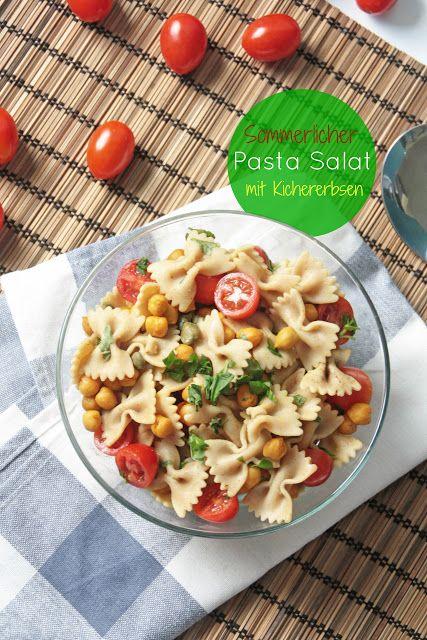 melis bunte studentenküche: pasta salat für den sommer