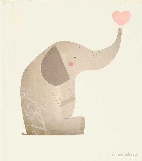 Elefante de missmalagata