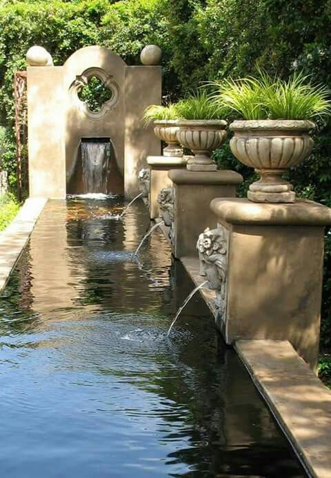 23 Best AntiqueFountains.com Wall Fountains Images On