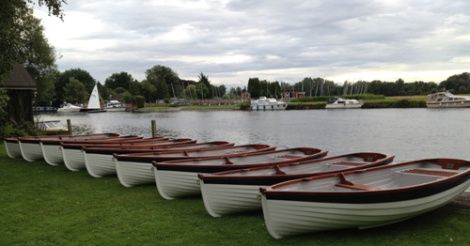 Duchess Rowing Boat | Small Boats for Sale, Rowing & Fishing Boat Sales