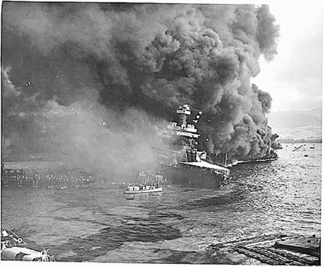 Images Of Pearl Harbor Day >> The Attack on Pearl Harbor - A Day That Will Live in Infamy | Pearl harbor and Pearl harbor attack