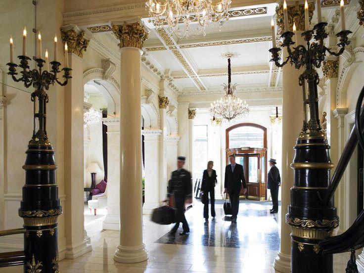 The Shelbourne Dublin A Renaissance Hotel - Dublin #HotelDirect info: HotelDirect.com
