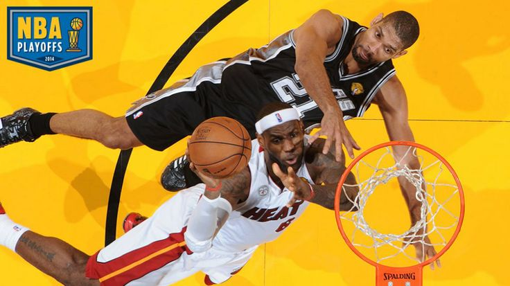 Welcome to Heat-Spurs 2.0 - Now that we have the NBA Finals we all wanted, just who will end up winning this thing? #Spurs
