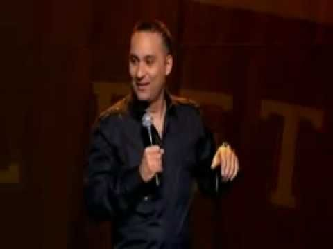 Russell Peters talks about New York Italians