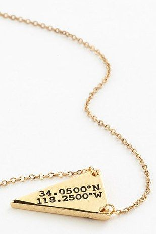 These bi-coastal coordinates:   23 Travel-Inspired Accessories To Satisfy Your Wanderlust