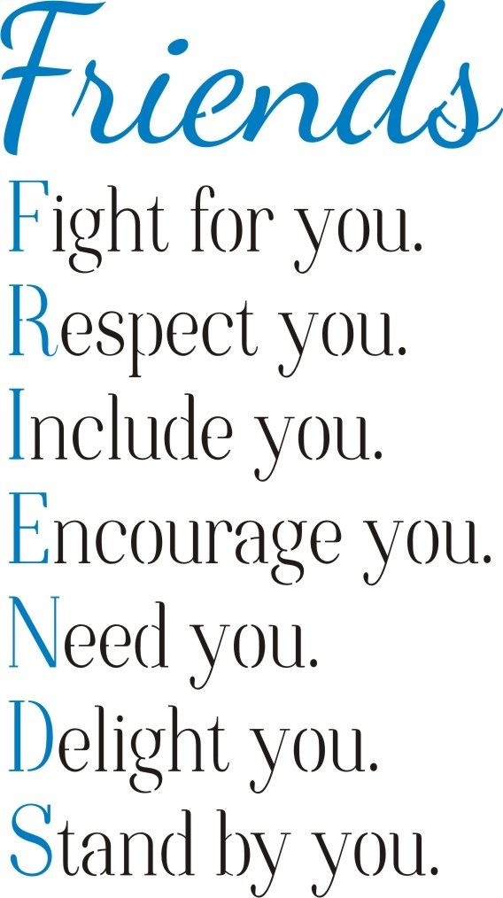 Friends: Fight for you. Respect you... 11.5 x 20\'\' Stencil ...