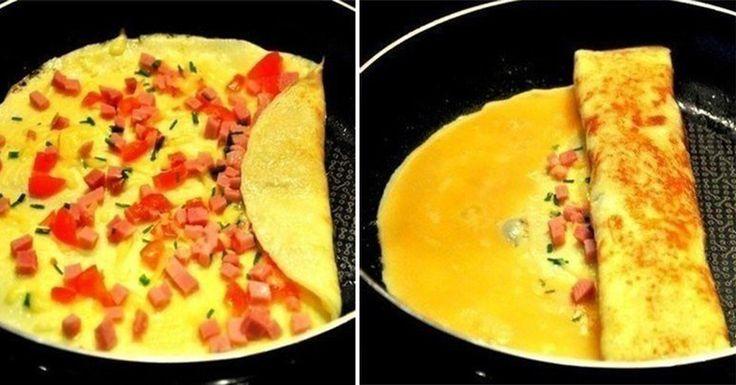 Легендарный испанский омлет по-каталонски. Так вкусно яйца ты еще не ел!