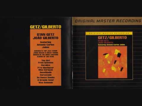 """""""The Girl From Ipanema"""" by Stan Getz & Joao Gilberto. dcm just introduced me to this song and i'm obsessed!"""