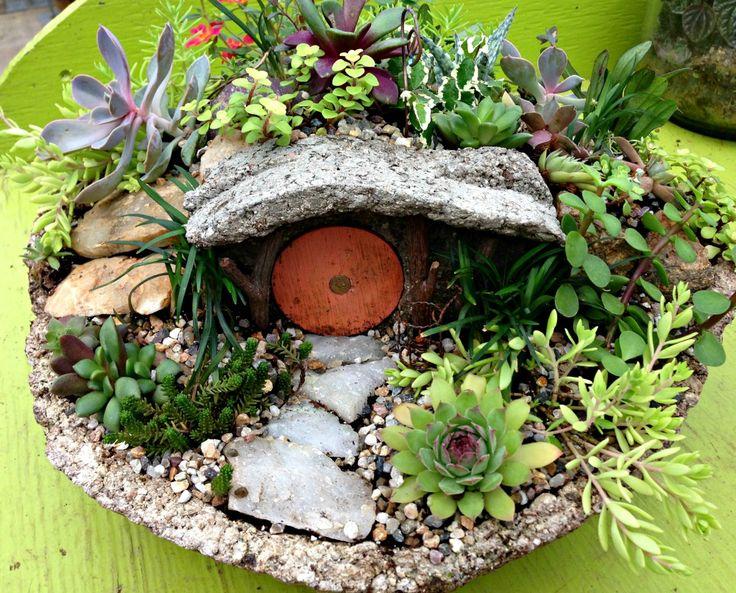 131 Best Images About Grandma 39 S Fairy Garden On Pinterest