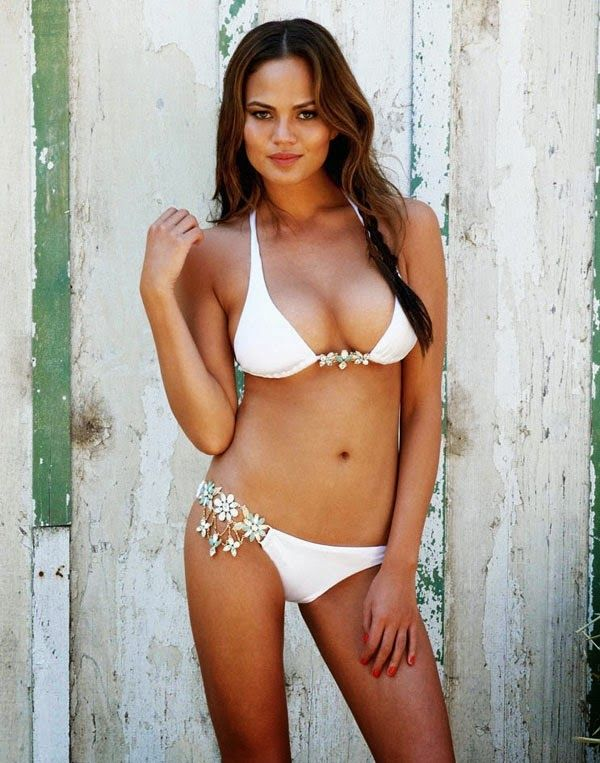 A Marcy Project: Chrissy Teigen Is Awesome