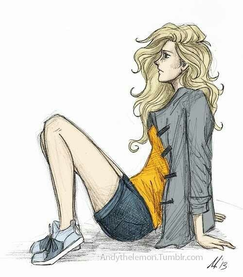 """""""My fatal flaw. That's what the Sirens showed me. My fatal flaw is hubris."""" - Annabeth"""