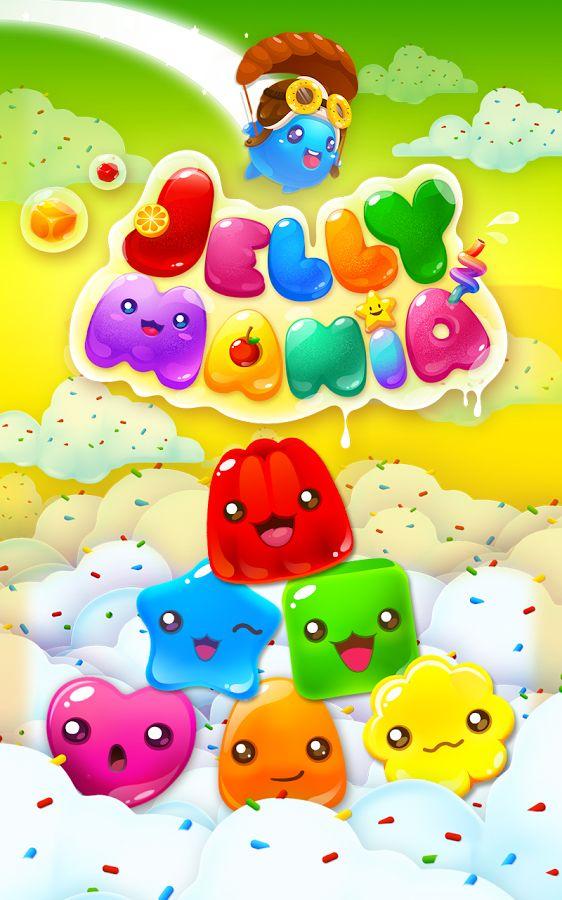 Jelly Mania - screenshot