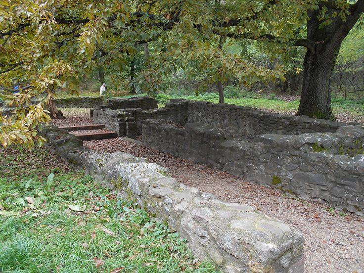 Köveskúti pálos kolostor romjai (Ábrahámhegy közelében 1.4 km) http://www.turabazis.hu/latnivalok_ismerteto_2059 #latnivalo #abrahamhegy #turabazis #hungary #magyarorszag #travel #tura #turista #kirandulas