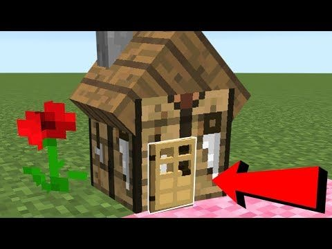 Minecraft Crafting Table House Block Live Inside Real Crafting Table Custom Command Youtube Craft Table Minecraft Houses Minecraft