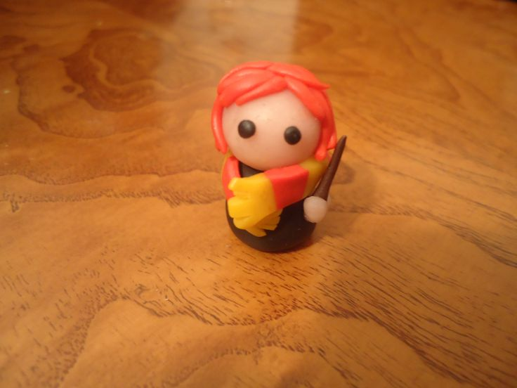 Ron Weasley From Harry Potter  *Fimo*