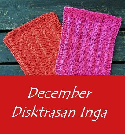 December – Disktrasan Inga!   Hildurs Barnbarn