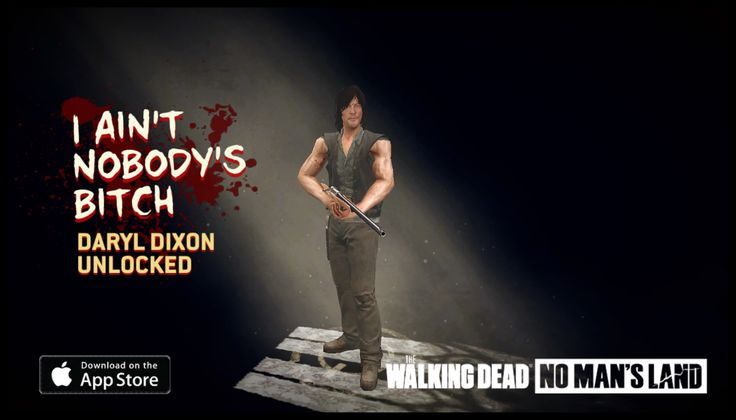 The Walking Dead: No Man's Land #TWDNoMansLand getnomansland.com