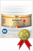 To date, more than 52 patents have been issued worldwide for the technology relating to Mannatech's AMBROTOSE® complex formulation.