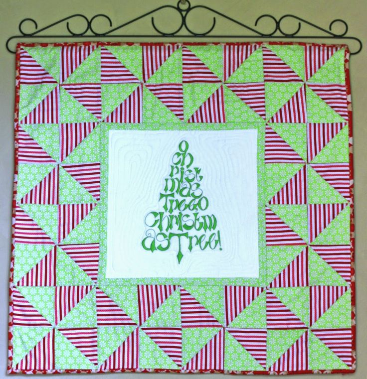 Sea Breeze Quilts: Christmas in July Trio - Pattern Release date 1/9/2014