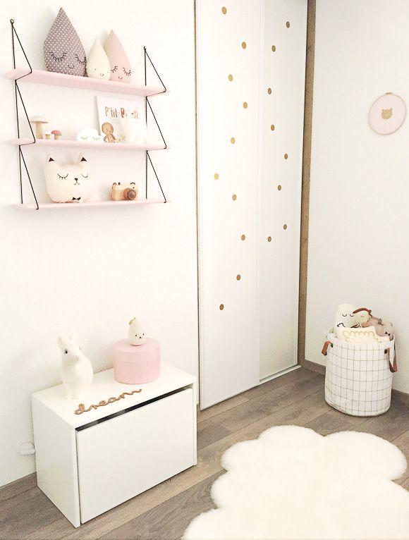 Les 25 meilleures id es de la cat gorie chambre fillette for Description d une chambre de fille