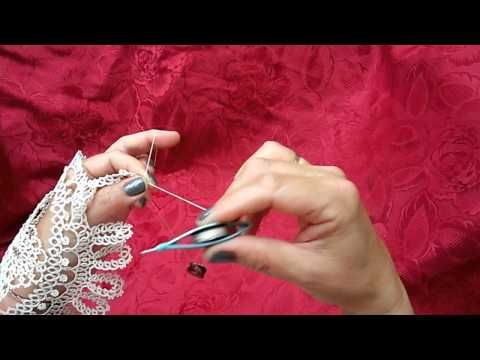 Video of a master tatter at work!