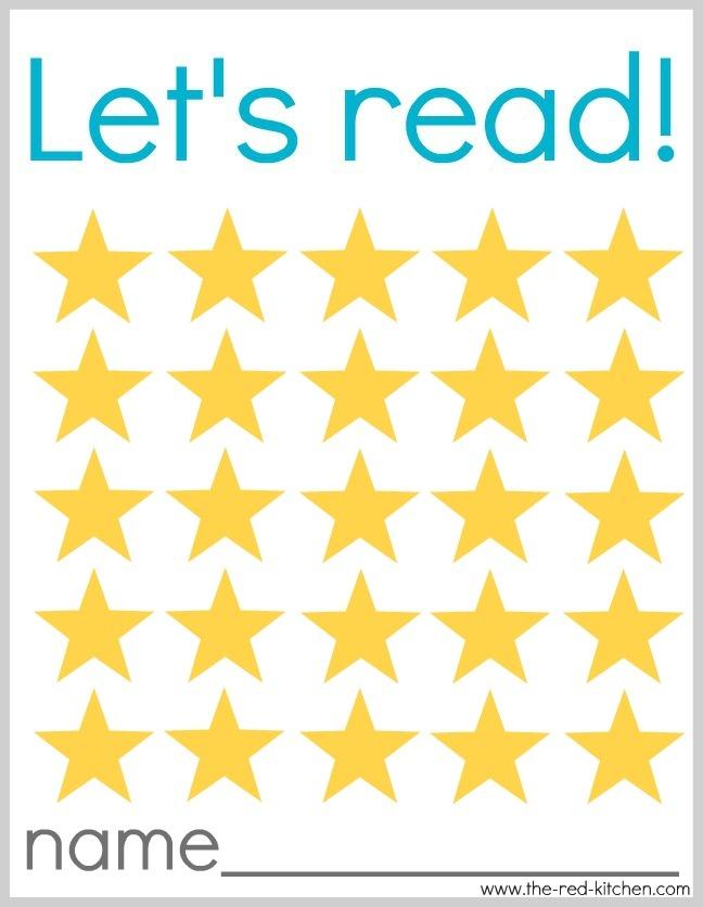 let u0026 39 s read   free printable reading charts