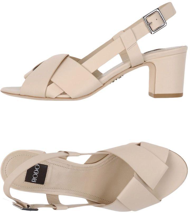 FOOTWEAR - Sandals Rodo X9qg1V5qwd
