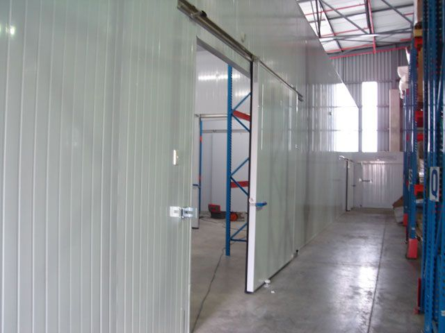Insulated Panels  Are you looking for insulated panels system? We have a high quality insulated panel products for use in #Coolstore, #construction #industry, #freezer, Industrial and more. Visit us today at aboard.co.za for more info. See more at: https://www.aboard.co.za/intervet-project/