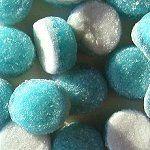 Wedding Candy Buffet Blue Raspberry Gummy Tarts