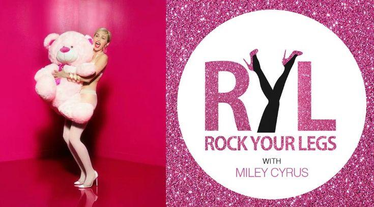 Con Miley Cyrus come madrina d'eccezione, Golden Lady Company presenta il collant senza cuciture. Comfort, vestibilità e stile glamour sono garantiti. http://www.stilemagazine.it/miley-cirus-golden-lady-company-collant-senza-cuciture/