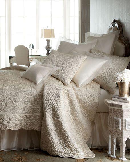 Tudor Bedding--Neiman Marcus