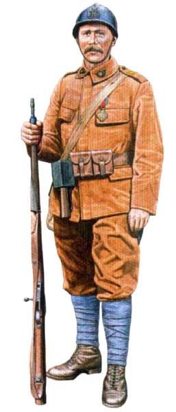 Romanian Army 1917, sergeant 3th light infantry rgt. 5th division western Moldova, pin by Paolo Marzioli