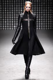 Gareth Pugh Fashion Runway Haute Couture Noir Black Dark Alternative Futuristic