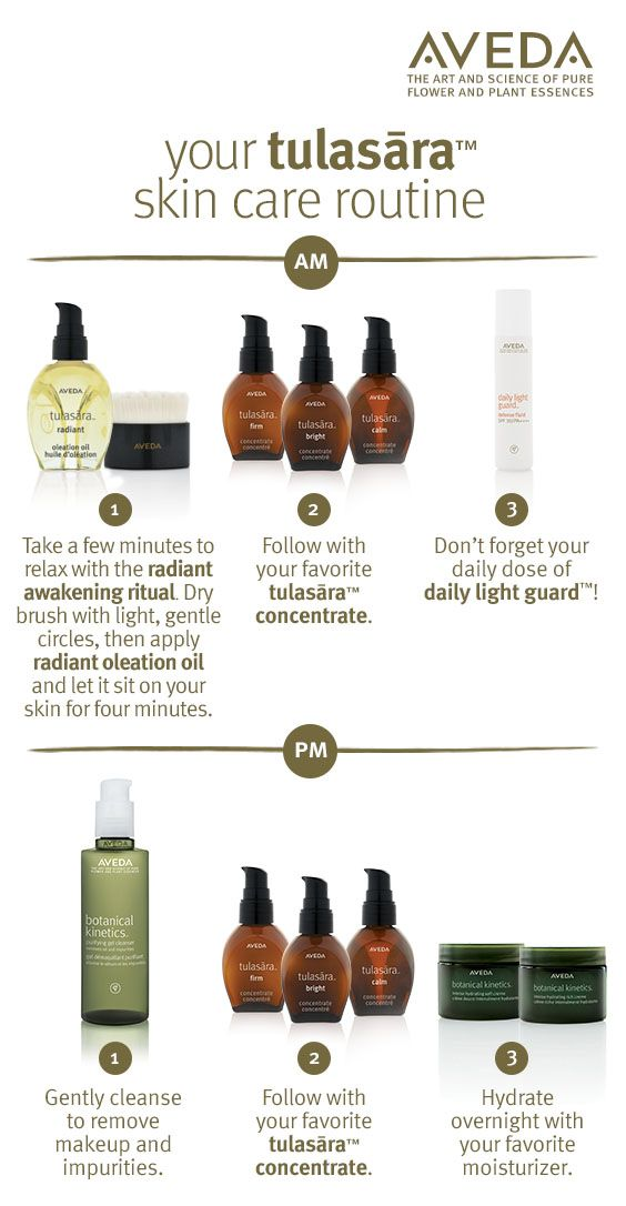 Discover our new skincare line, Tulasara. Incorporate it into your daily skincare routine, both AM and PM. Here's how.