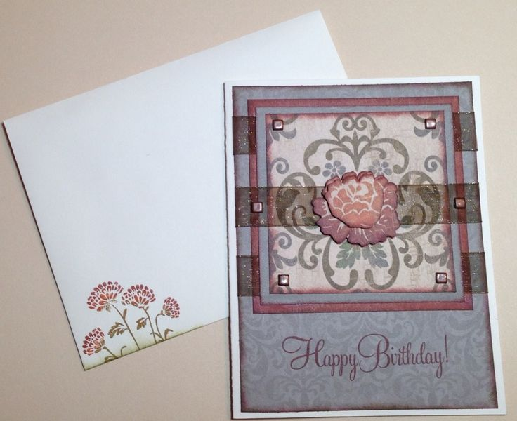 40 best projects from paper collections from ctmh images for Huntington card designs